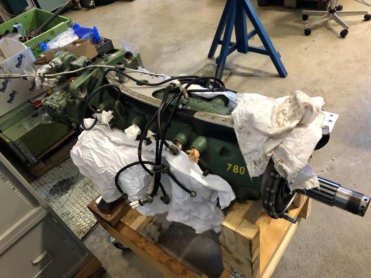 Engine 780